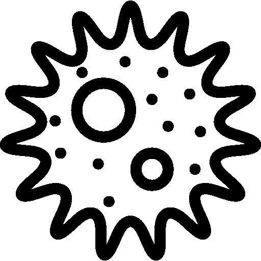 micro-organisme  Icône gratuit