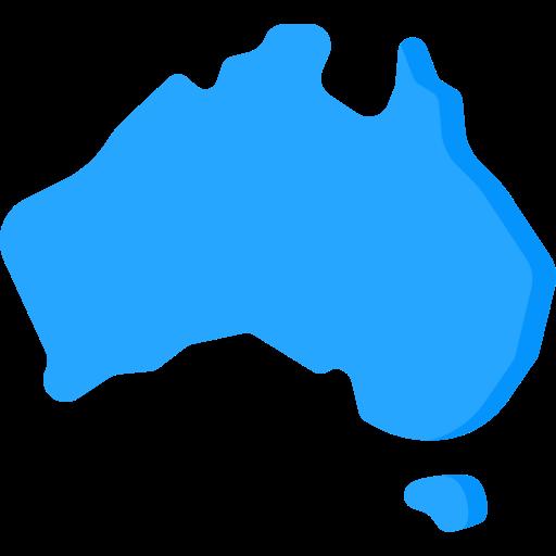 Australia  free icon