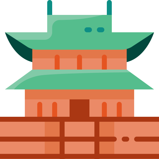 Royal palace  free icon