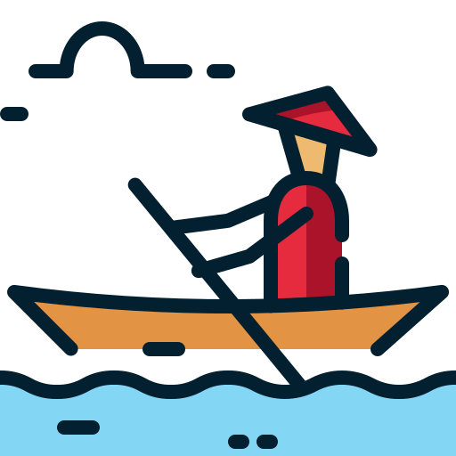 Бухта Халонг вьетнам  бесплатно иконка