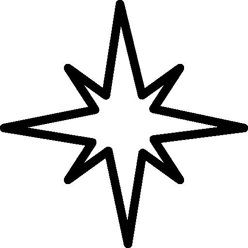 Étoile  Icône gratuit