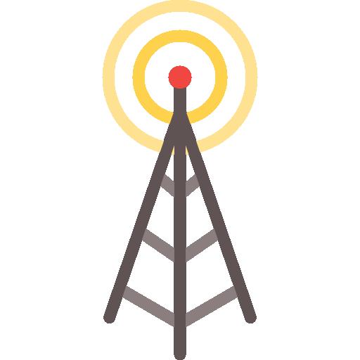 Wifi signal  free icon