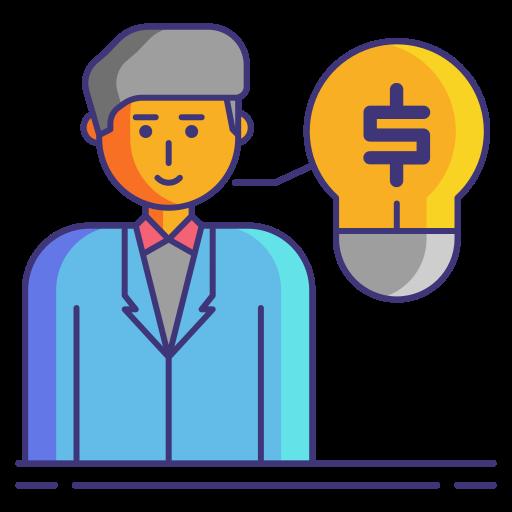 consultor financeiro  grátis ícone