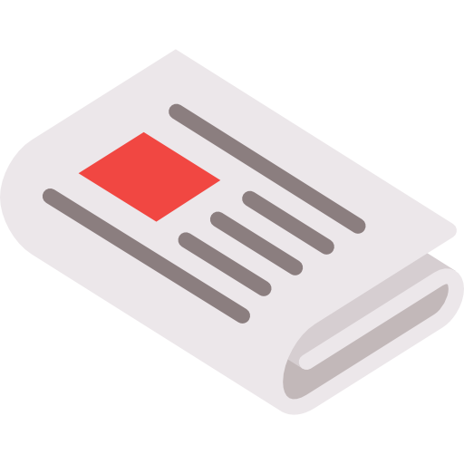 Text lines  free icon