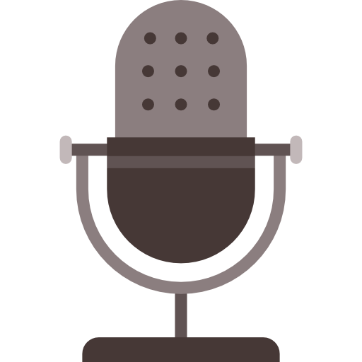 Voice recorder  free icon