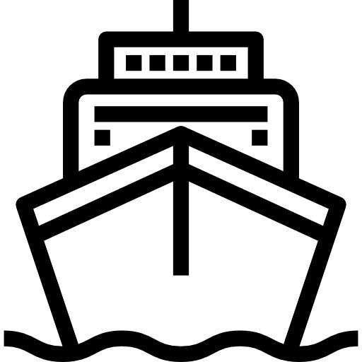 embarcacion  icono gratis