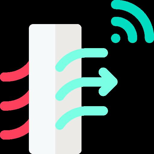 purificateur d'air  Icône gratuit