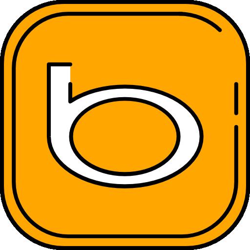 Bebo  free icon