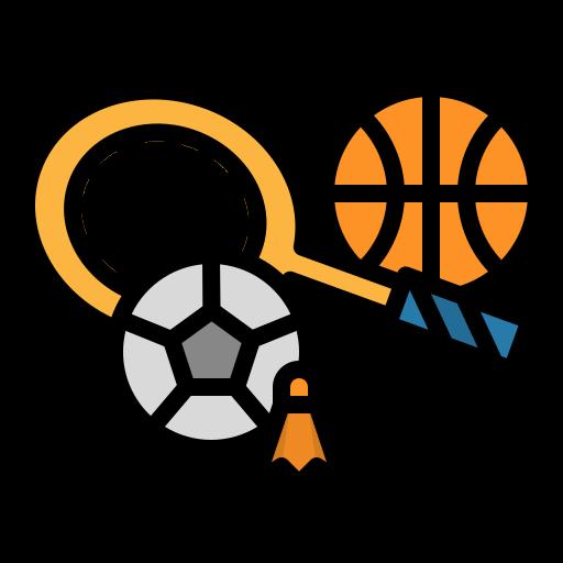des sports  Icône gratuit