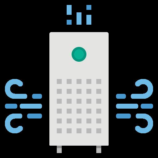 Air purifier  free icon