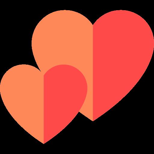 Сердца  бесплатно иконка