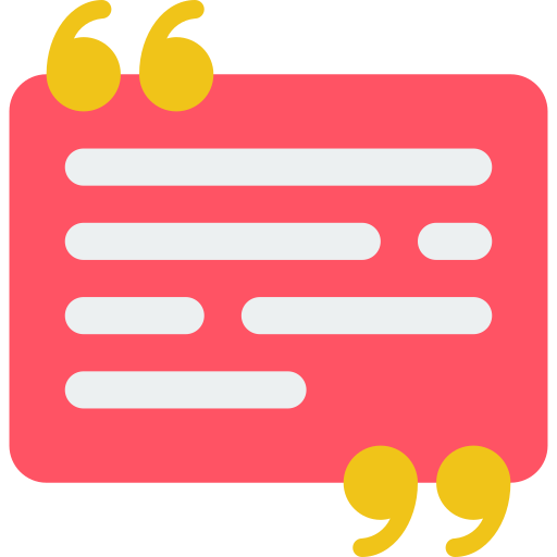 Speech  free icon