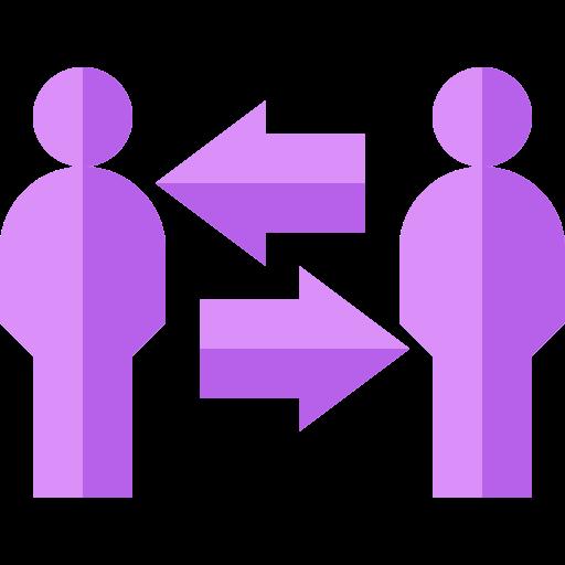 Transmission  free icon