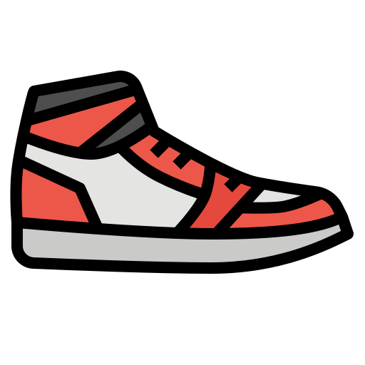 Sneakers  free icon