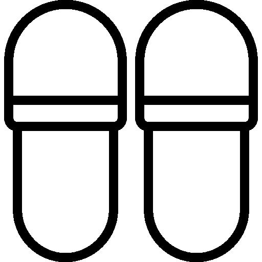 chaussons  Icône gratuit