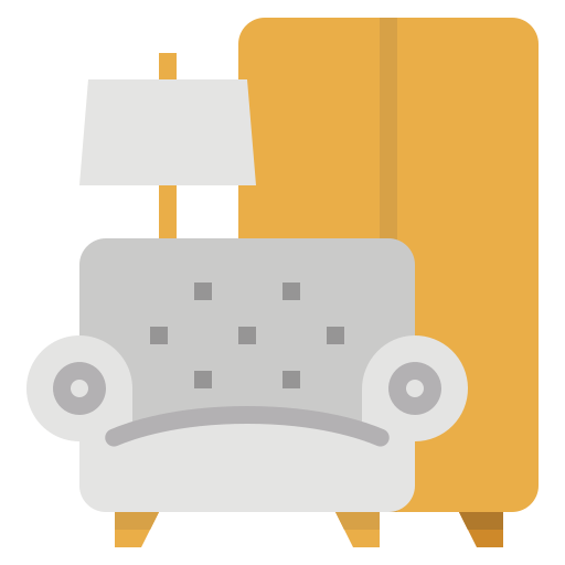 Furnitures  free icon
