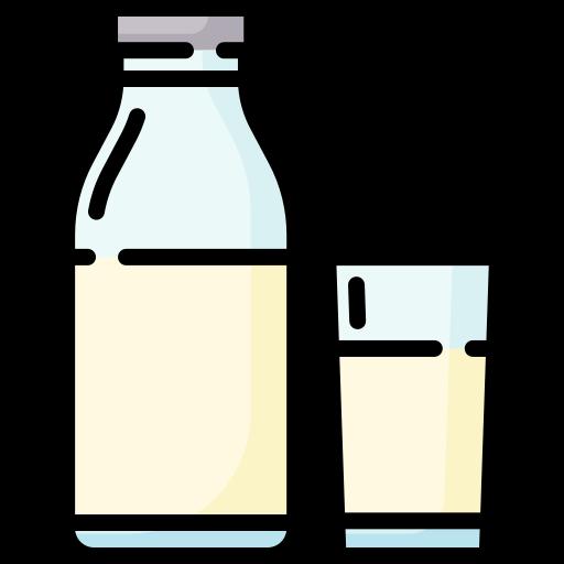 Milk  free icon
