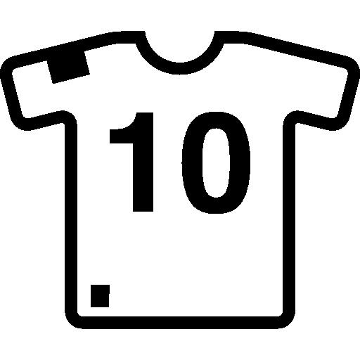 축구 티셔츠  무료 아이콘
