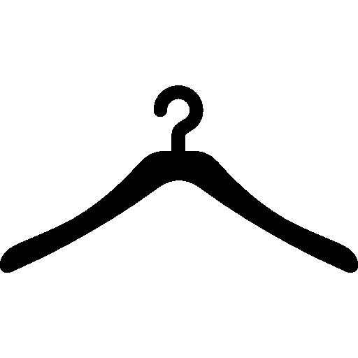 Clothes hanger  free icon