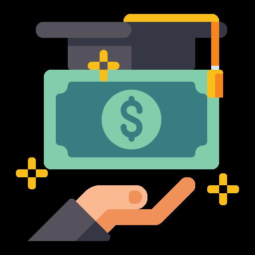 Scholarship  free icon