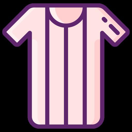 chemise de sport  Icône gratuit