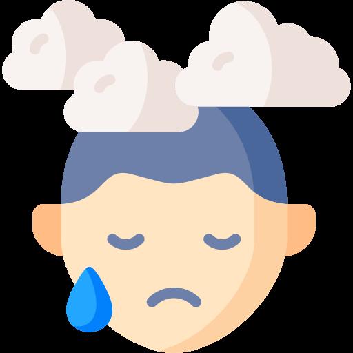 Depression  free icon