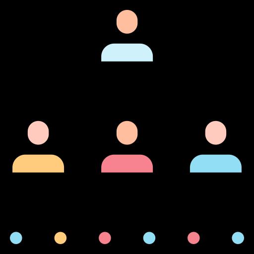 Hierarchy  free icon