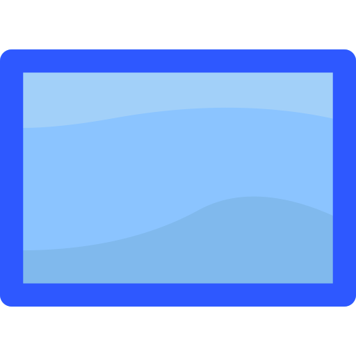 rechteck  kostenlos Icon