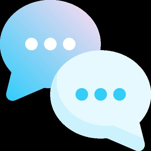 comunicação  grátis ícone