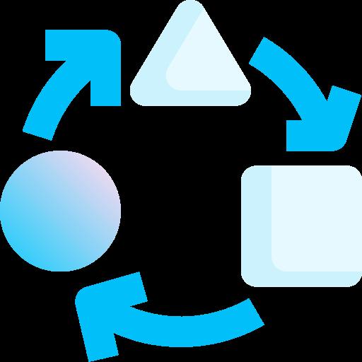 adaptativo  grátis ícone