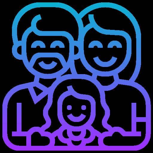 familie  kostenlos Icon