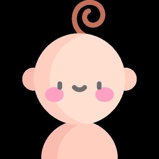 Baby boy  free icon