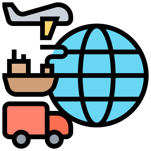 Global  free icon