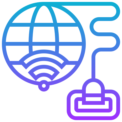 인터넷  무료 아이콘