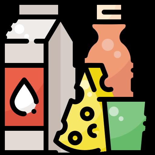 lacticínios  grátis ícone