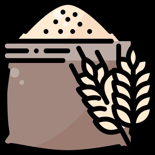 sac de blé  Icône gratuit