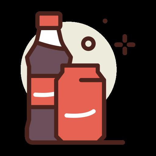Coke  free icon