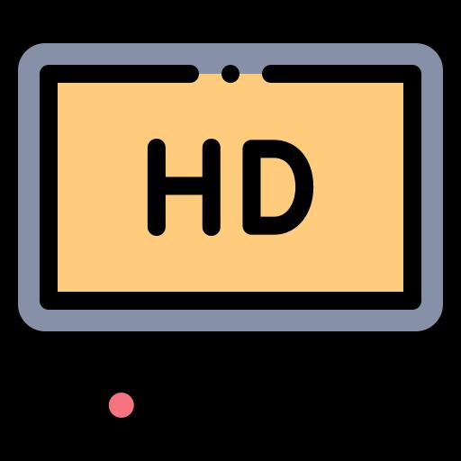 Hd film  free icon