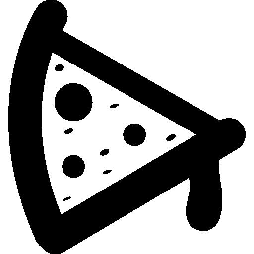 pizza cartoon variante  kostenlos Icon