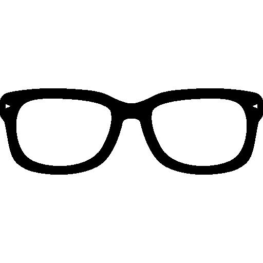 Reading eyeglasses  free icon