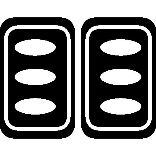 Инструмент оборудования для регби  бесплатно иконка