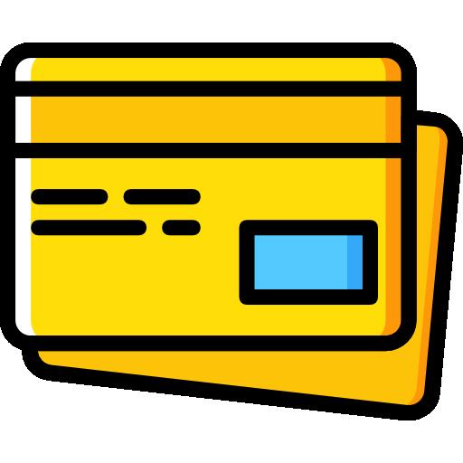 신용 카드  무료 아이콘