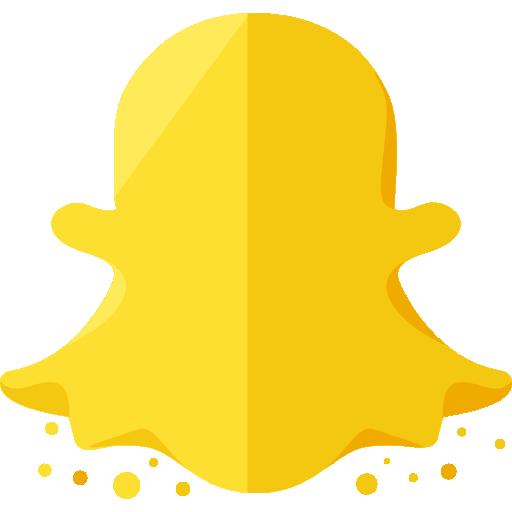 snapchat  icono gratis