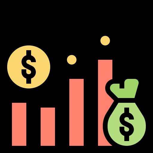 Budget  free icon