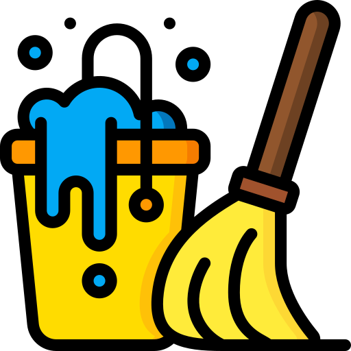 Mop  free icon