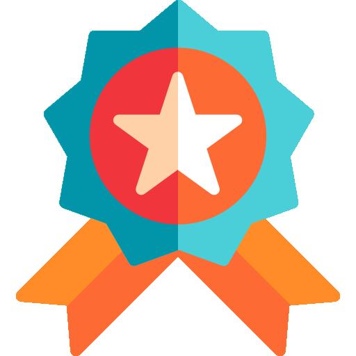 Quality  free icon