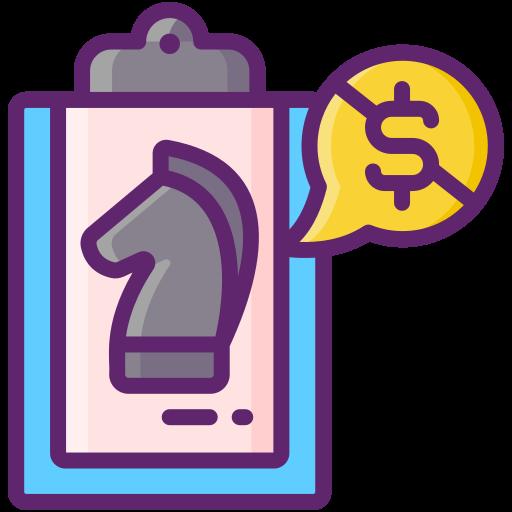 stratégie de développement  Icône gratuit