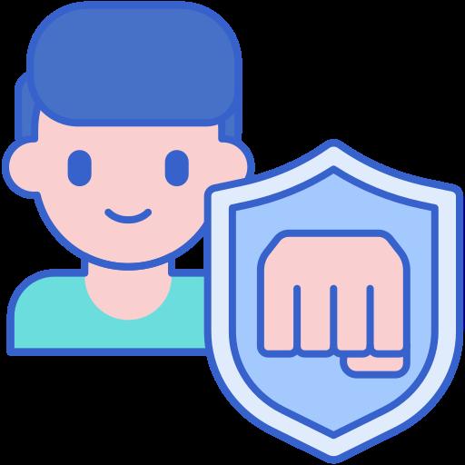 defesa pessoal  grátis ícone