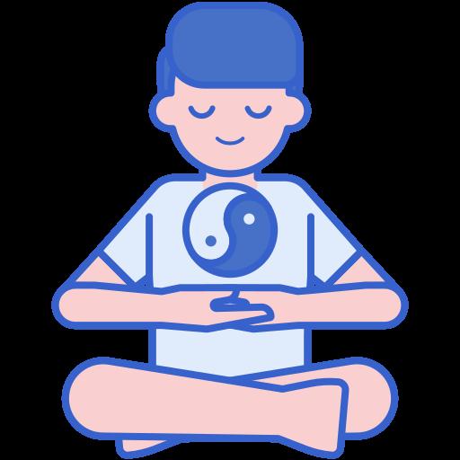 bem-estar espiritual  grátis ícone