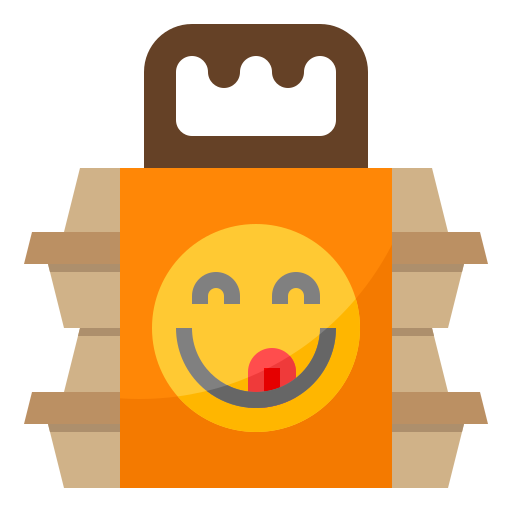 Lunch box  free icon